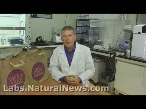 No green screen required! Expanded tour of the Natural News food lab