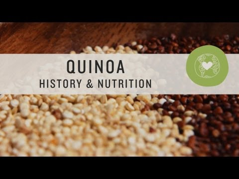 Quinoa History and Nutrition - Superfoods