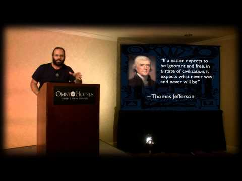 Mark Passio - Natural Law Seminar - New Haven, CT - Part 2 of 3