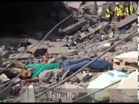 IDF War Crime: Israeli sniper killing wounded civilian 07/20/14