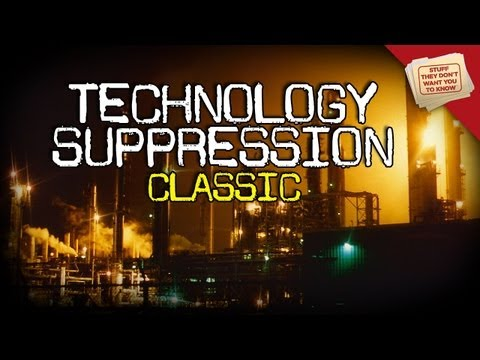 Have oil companies suppressed technology? | CLASSIC