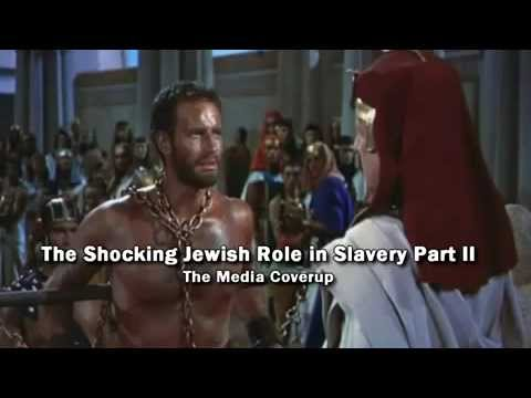 Dr. David Duke- Jews And Slavery-The Media Cover Up 2 of 2