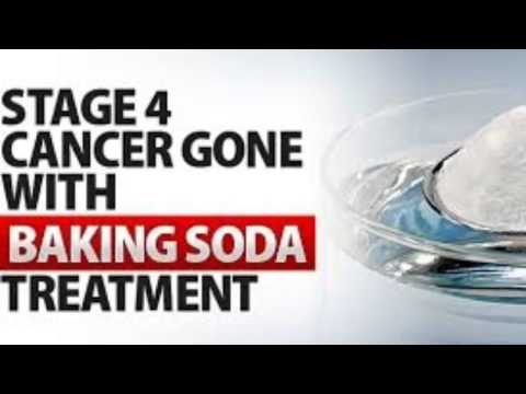 Cure Cancer with Baking Soda & Hemp Oil