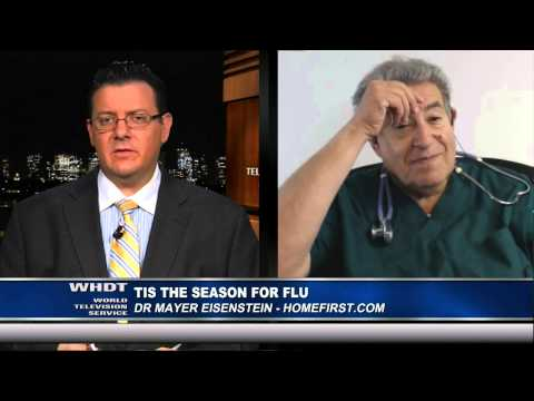 Tis the Flu Season - Interview with Dr. Mayer Eisenstein