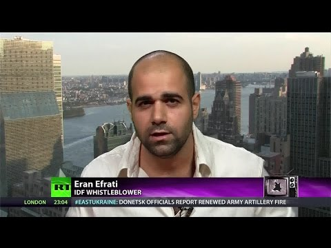 Fmr. IDF Soldier Calls on Americans to Stand Up to Israel War Crimes | Interview with Eran Efrati