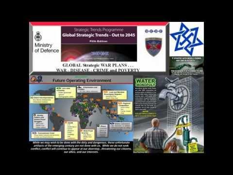 Deborah Tavares - Global Strategic War Plans