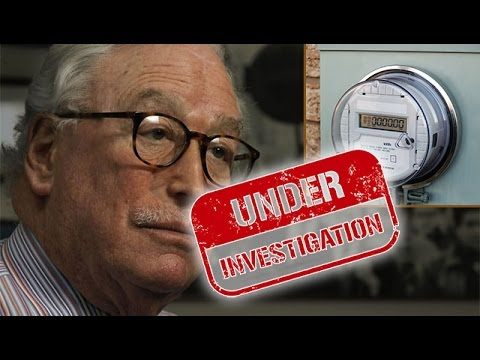 "Utility commissioner's ""smart"" meter corruption, negligence, jail-time?"