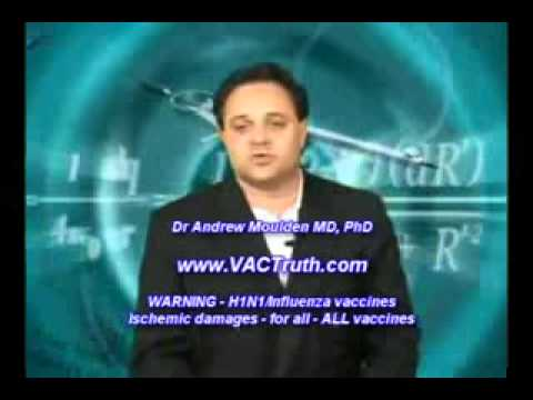 Brain Specialist Dr. Andrew J. Moulden, MD on Vaccines.  Tolerance lost and Tolerance Found.mp4