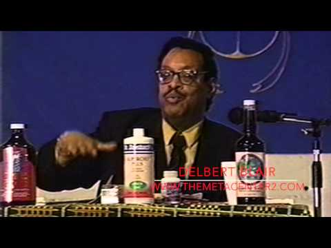 Delbert Blair- Magnetic Solutions For Electronic Diseases