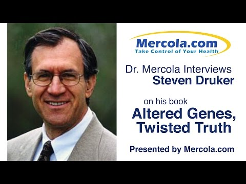 Dr. Mercola & Dr. Druker on GMO History (Part 2)