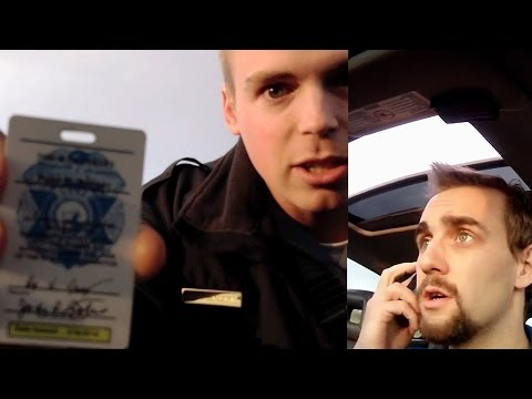 Man Calls 911 on Cop; Schools Him on Being a COP!