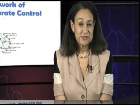 The Network of Global Corporate Control June 2 & 23