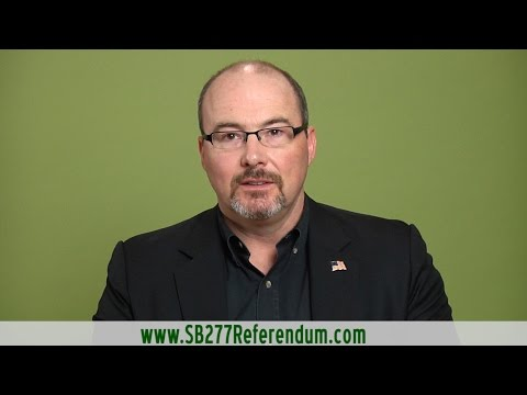 CA SB277 Referendum To Stop Mandatory Vaccination By Tim Donnelly
