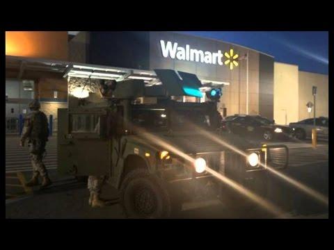 WARNING TO USA MILITIA!! Jade Helm FEMA Wal-Mart Camps Exposed!! 2015