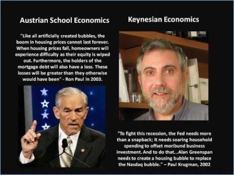 Ron Paul: 'I'm Sending a Message to Paul Krugman'