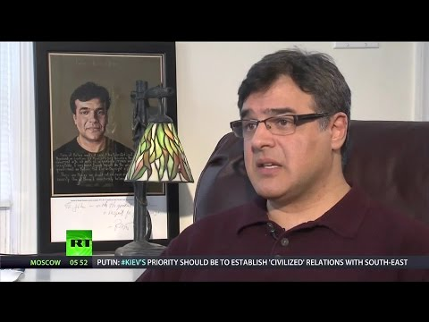 CIA Torture Whistleblower John Kiriakou: Wake Up, You're Next