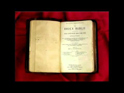 Christian Zionism: The Antichrists' Rewrite of History- The Scofield Bible is a LIE!