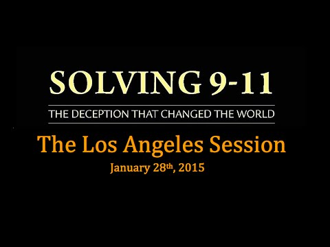 Christopher Bollyn - Solving 9-11 - The Los Angeles Session