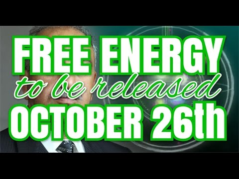 Keshe Will Bring The World Free Energy On October 26th 2015