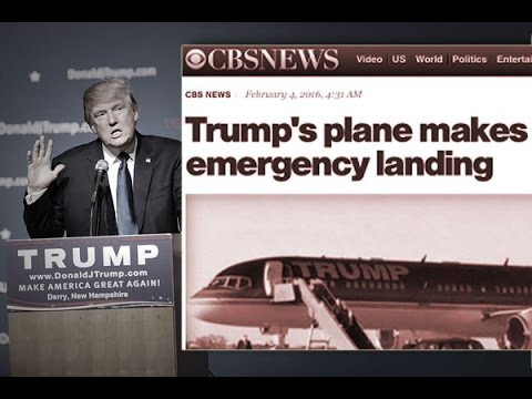 "Was Donald Trump's ""Emergency Landing"" A Final Warning to Exit the Race?"