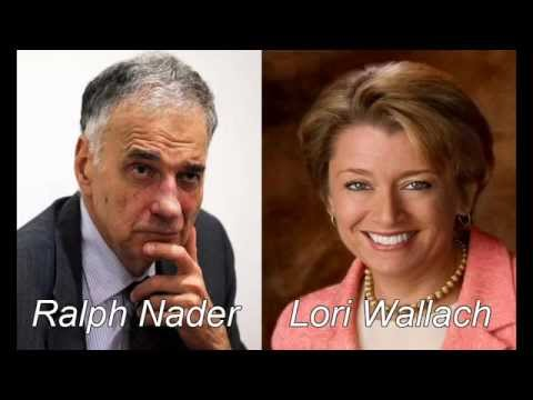"Lori Wallach explains: ""Free Trade"" is really an international corporate coup"