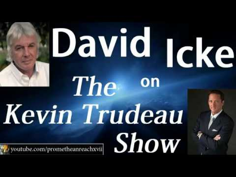 Kevin Trudeau and David Icke! BANNED VIDEO Sharing Some Secret Society Secrets