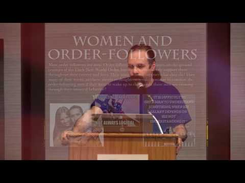 Mark Passio - Unholy Feminine & Satanic Epi-Eugenics Pt2 - Free Your Mind 4 2016