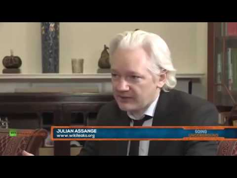 Julian Assange   Wikileaks have the email put Clinton in prison !