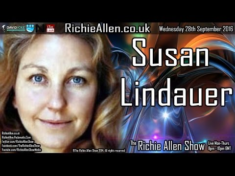 """Susan Lindauer """"A Vote For Hillary Clinton Is a Vote For World War 3. It's That Serious!"""""""