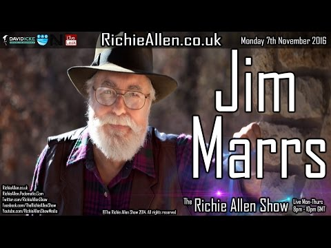 "Jim Marrs ""Trump Knows Who Really Controls Events But If He Named Names, He'd Be Killed!"""