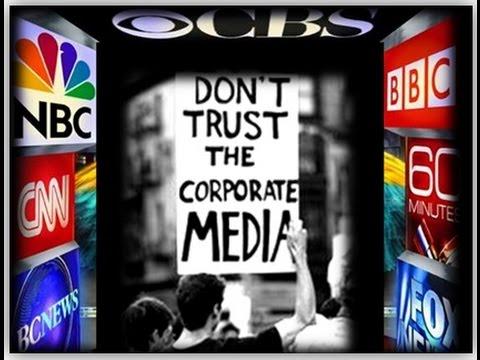 CENSORED!! CIA Illuminati FAKE NEWS Media Propaganda EXPOSED!! 2015