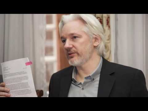 Julian Assange Proof of Life Interview w/ Sean Hannity 12/15/2016