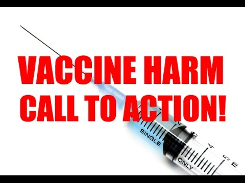 URGENT Call To Action: Vaccine Bill, Remove 3091, 3092, 3093 from HR 34