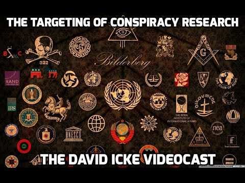 The Targeting of Conspiracy Research - The David Icke Videocast
