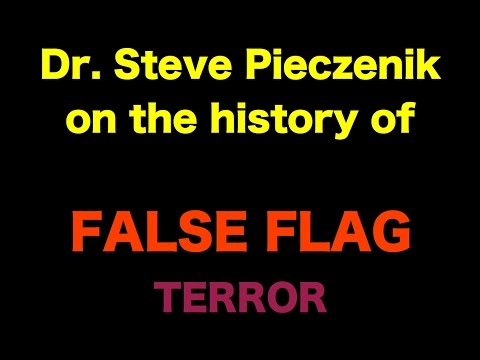 Dr. Steve Pieczenik on the history of false flag terror.  MUST LISTEN!