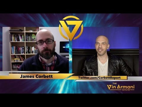 The Neo-neocons and Cold war 2.0 - James Corbett on The Vin Armani Show