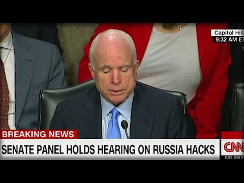JOHN MCCAIN JUST GOT ON TV, BETRAYED AMERICA, AND ENDED HIS CAREER IN ONLY 51 SECONDS!