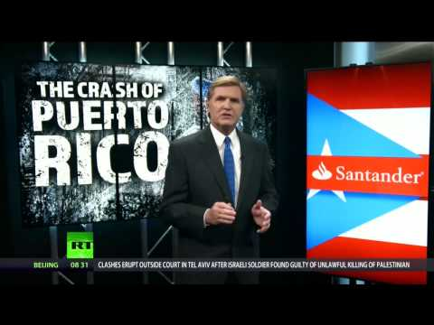 How Wall Street Bankers Committed Massive Fraud in Puerto Rico and Stayed out of Jail
