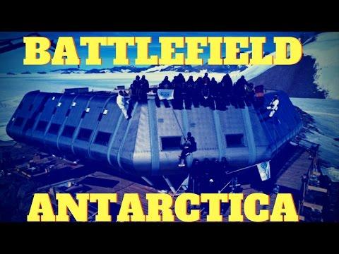 Antarctica: Military Buildup, Defense Contractors and Mercenaries