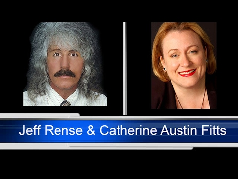 Jeff Rense & Catherine Austin Fitts - Brilliant Explanation Of What Trump…And We…Are Now Facing