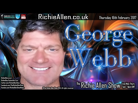 """George Webb """"Dyncorp, The CIA, Child Abuse & Organ Trafficking, The Reality."""""""