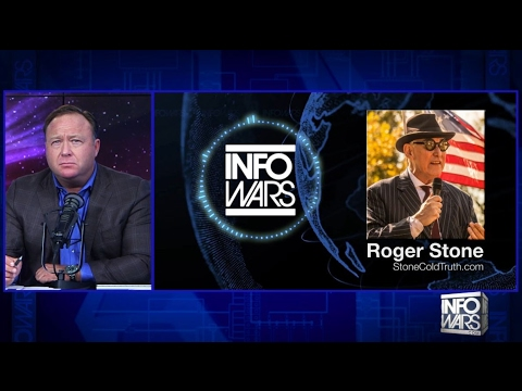 Roger Stone Panicked Left Launching Civil War