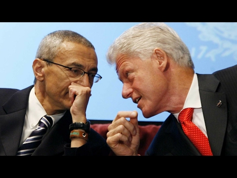 (2017) JOHN PODESTA EXPOSED BY ABBY MARTIN - THE EMPIRE FILES JOHN PODESTA - INSANE! PIZZAGATE
