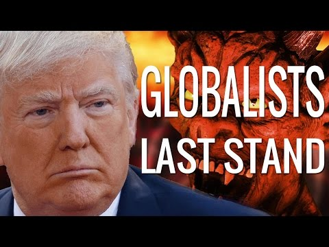 Globalists Last Stand Before Hell Breaks Out