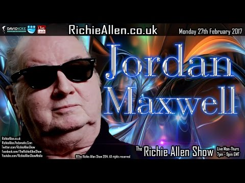 """Jordan """"The Elites Know How To Navigate The Holographic Universe To Keep Us In The Dark."""""""