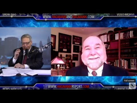 Deep State - Robert David Steele on The Hagmann Report Updated 2/25/17