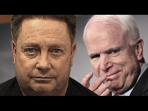 McCain's Partner in Crime Arrested