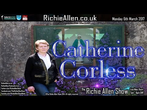 "Catherine Corless ""800 Children Dumped In A Septic Tank & It Was Covered Up By The State & Church."""