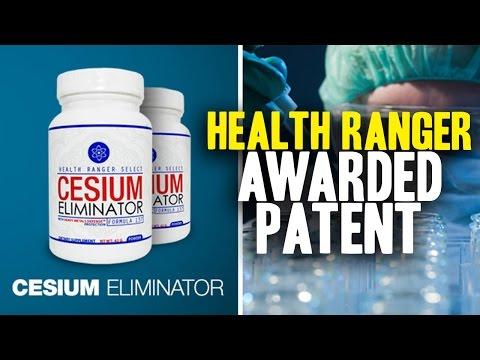 US Patent Awarded to Health Ranger for Anti-Radiation BREAKTHROUGH