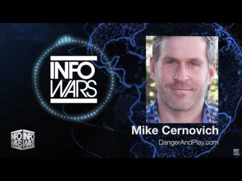 Mike Cernovich Exposes Deep State Pedophilia Mechanism for Controlling Washington